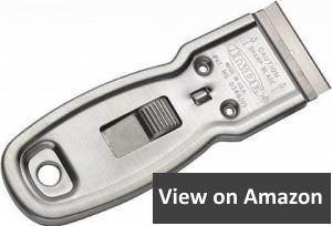 Hyde Tools 13050 Delta Heavy-Duty Glass Scraper review