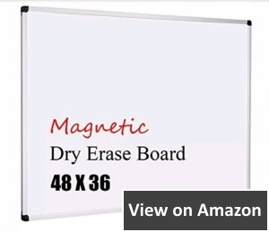 XBoard-Magnetic-Dry-Erase-Board