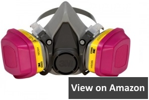 3M Professional Multi-Purpose Respirator for drywall dust and sanding