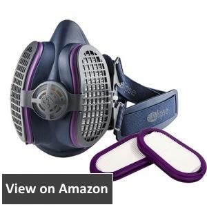 GVS Elipse Half Mask Respirator