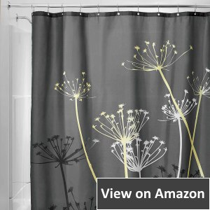 InterDesign Thistle Shower Curtain