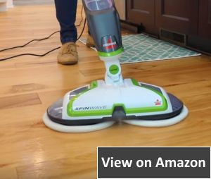BISSELL Spinwave Powered Hardwood Floor Mop and Cleaner