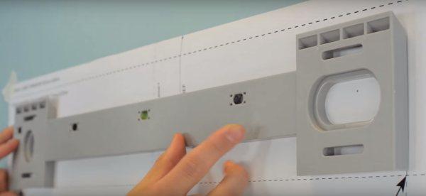 Croydex Medicine Cabinet Installation - 2 step