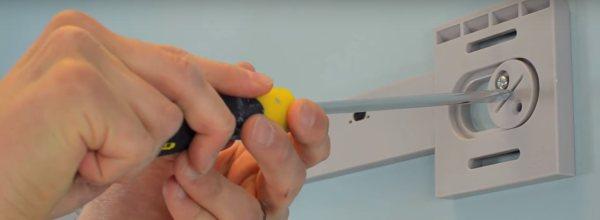 Croydex Medicine Cabinet Installation - 3 step