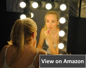 Chende Hollywood Style LED Makeup Vanity Mirror Lights Kit