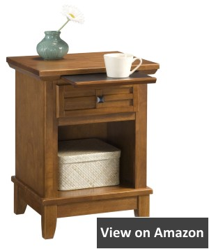 Home Styles Arts and Crafts Nightstand