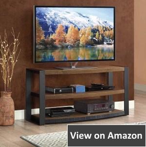 Whalen Furniture Santa Fe 3-in-1 TV Stand 2