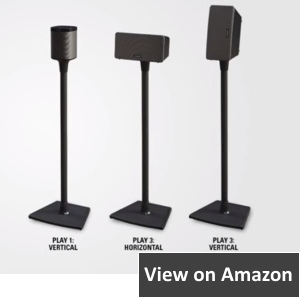 Sanus Wireless Speaker Stand WSS2-B1