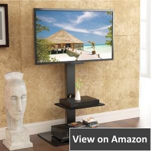 Fitueyes Swivel TV Stand