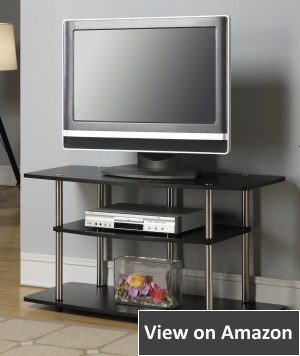 Convenience Concepts 3-Tier Wide TV Stand